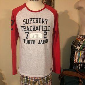 SuperDRY Long Sleeve shirt